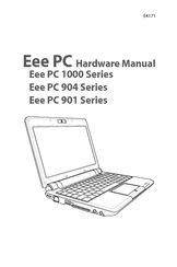 Asus Eee PC 904HA Manuals