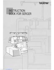 Brother MA4-B551 Manuals