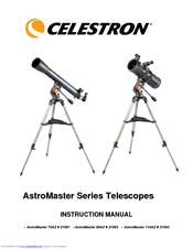 Celestron AstroMaster 114AZ Manuals