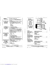 Danby DCR054 Manuals