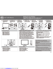 Dell U3011 Manuals