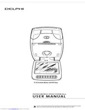 Delphi DVDM-800 Manuals