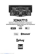 Dual XDMA7715 Manuals