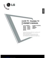 Lg 42LC51 Manuals