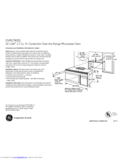 Ge Cafe CVM1790SSSS Manuals