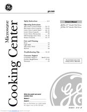 Ge JKP86 Manuals