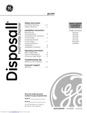 Ge GFC530F Manuals