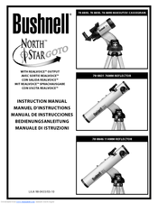 Bushnell Northstar 78-8840 Manuals