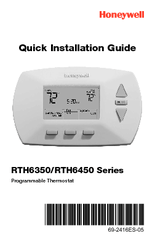 honeywell deluxe programmable thermostat wiring diagram wiring honeywell non programmable thermostat wiring diagram ewiring