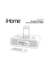 Ihome iP99 Manuals