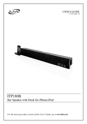 Ilive ITP180B Manuals