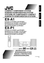 Jvc CA-EXP1 Manuals