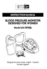 Relion UA-787REL Manuals