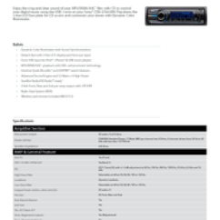Sony Cdx Gt65uiw Wiring Diagram Nuclear Fission Manuals Specifications