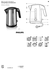 Philips HD4631/20 Manuals