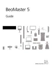 Bang & Olufsen BeoMaster 5 Manuals