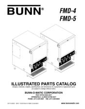 Bunn FMD-5 Manuals
