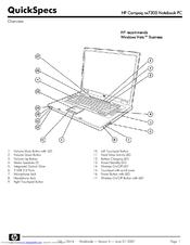 Hp Compaq NX7300 Manuals