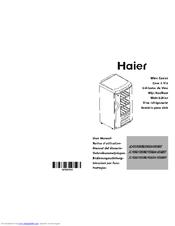 Haier JC-85GME Manuals