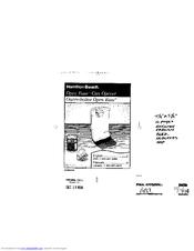 Hamilton Beach Open Ease 76300R Manuals