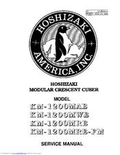 Hoshizaki KM-1200MRE-FM Manuals
