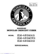 Hoshizaki KM-450MAB Manuals