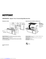 Hotpoint RVM1435 Manuals