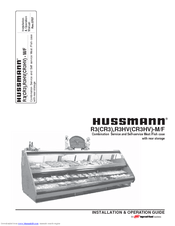 Hussmann CR3-M Manuals