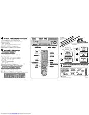 Jvc HR-S9800U Manuals