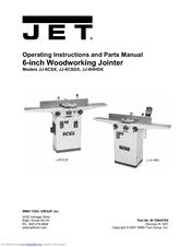 Jet Jj 6csx Manual
