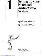 Kenwood JL-507 Manuals