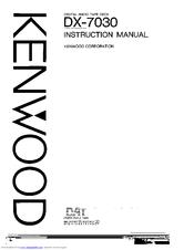 Kenwood DX-7030 Manuals