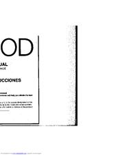 Kenwood KGC-9044 Manuals