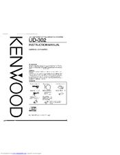 Kenwood RXD-C3 Manuals