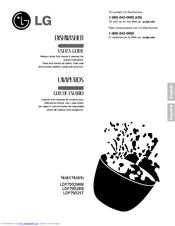 Lg LDF7932 Manuals