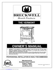 Breckwell Classic Cast P4000 Manuals