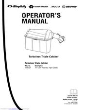 Briggs & Stratton 1695354 Manuals