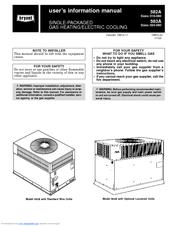 Bryant 582A Manuals