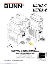 Bunn ULTRA-2 PAF Manuals