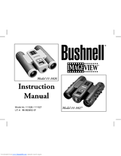 Bushnell ImageView 11-1026 Manuals