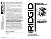 Ridgid OF45150B Manuals