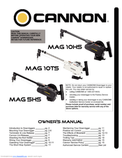 Cannon Mag 5 Hs Manuals