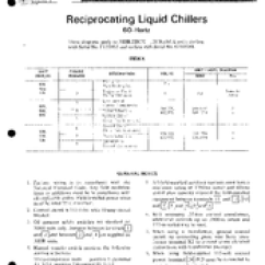 Carrier 30hxc Chiller Wiring Diagram Audiobahn Aw1251t 30hr Diagrams Pdf Download
