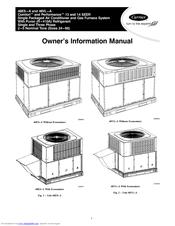Carrier 48VL-A Manuals