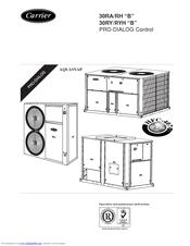 Carrier AQUASNAP 30RA/RH Manuals