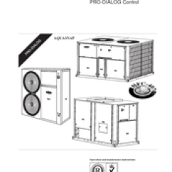 Carrier 30ra Chiller Wiring Diagram Cat5 Home Network Aquasnap Rh Operation Maintenance Instructions Manual Pdf Download