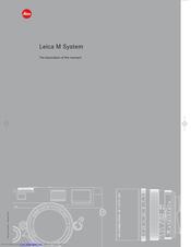 Leica M7 Manuals