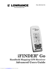 Lowrance iFINDER GO2 Manuals