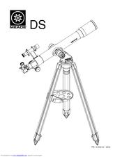 Meade DS-80 Manuals