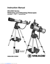 Meade DS-2130 Manuals